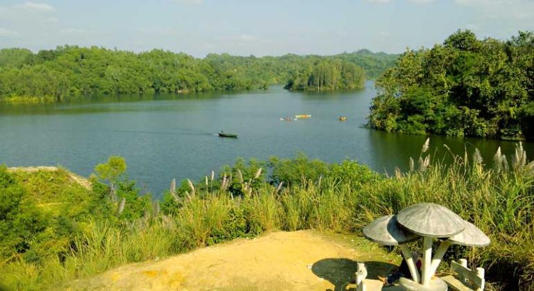 Mohamaya Lake, Mirsarai, Sitakunda
