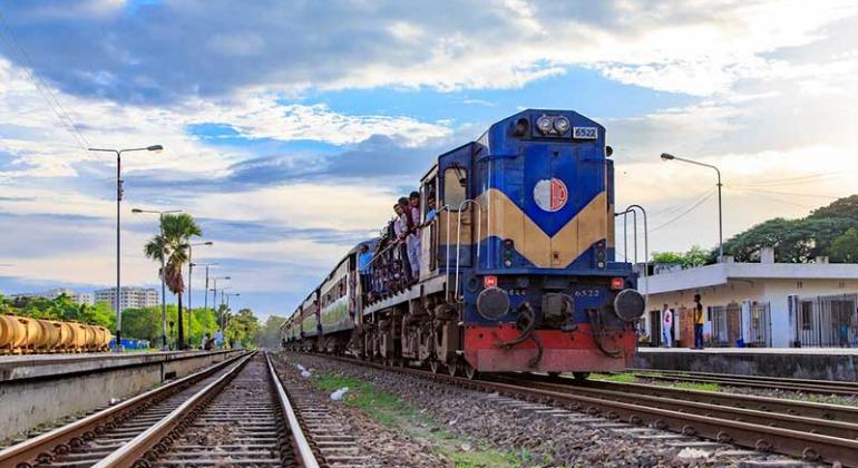 বাংলাদেশ রেলওয়ের টিকিট