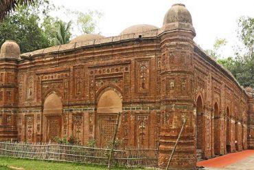 বাঘা মসজিদ, রাজশাহী