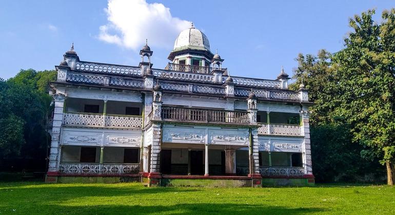 বলিয়াদী জমিদার বাড়ী গাজীপুর