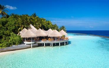 বারোস আইল্যান্ড, মালদ্বীপ - Baros Island