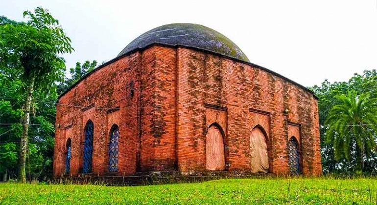 বিবিচিনি শাহী মসজিদ, বরগুনা