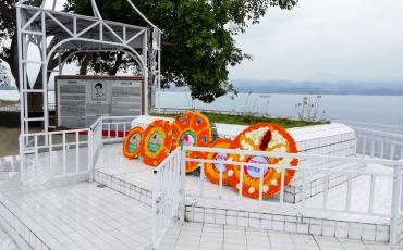 বীরশ্রেষ্ঠ মুন্সি আব্দুর রউফের সমাধি রাঙ্গামাটি