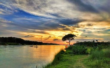 ব্রহ্মপুত্র নদী ময়মনসিংহ