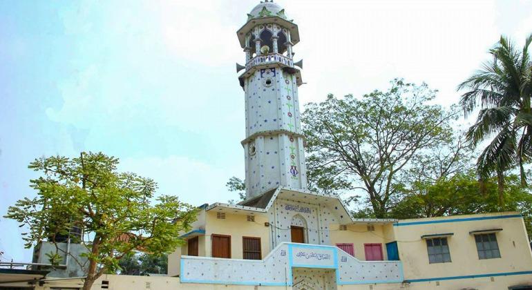 বুড়ির হাট জামে মসজিদ শরীয়তপুর