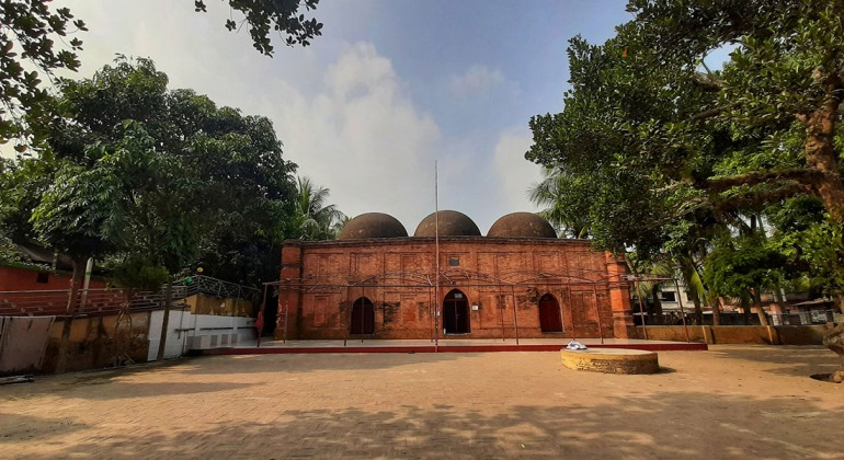 চাটমোহর শাহী মসজিদ পাবনা