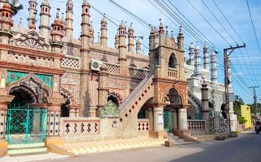 চিনি মসজিদ, নীলফামারী
