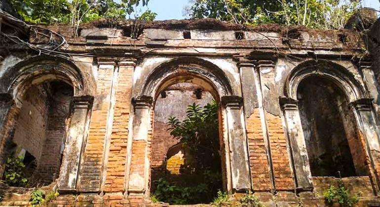 দালাল বাজার জমিদার বাড়ি লক্ষ্মীপুর
