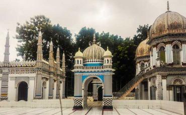 Dhonbari Mosque Tangail