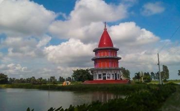 গনেশ পাগল সেবাশ্রম মাদারীপুর