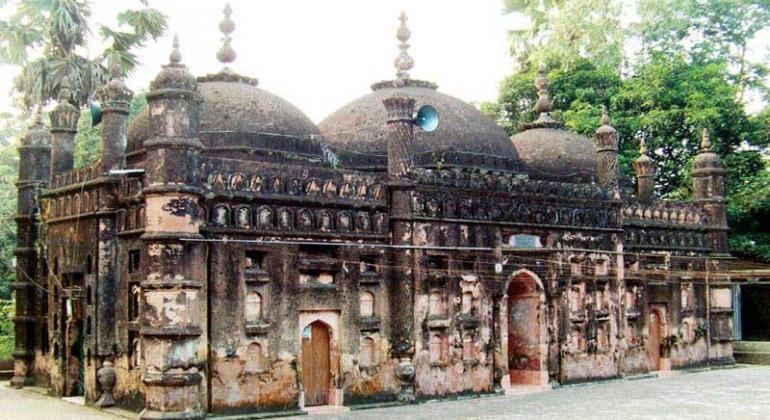 Gholdari Shahi Mosque