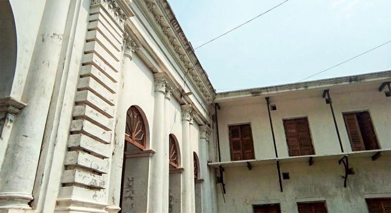 গিরীশ চন্দ্র সেনের বাড়ি গোপালগঞ্জ