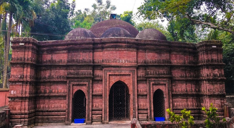বারোবাজার ঝিনাইদহ