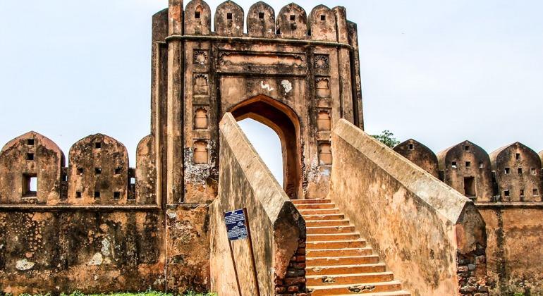 হাজীগঞ্জ দূর্গ নারায়ণগঞ্জ