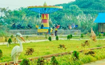 হরিণপালা রিভার ভিউ ইকোপার্ক পিরোজপুর