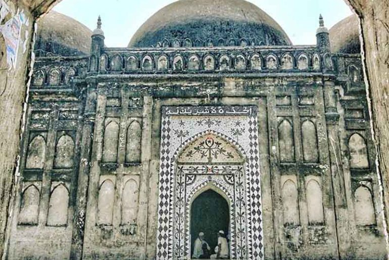 ইটনা শাহী মসজিদ, কিশোরগঞ্জ