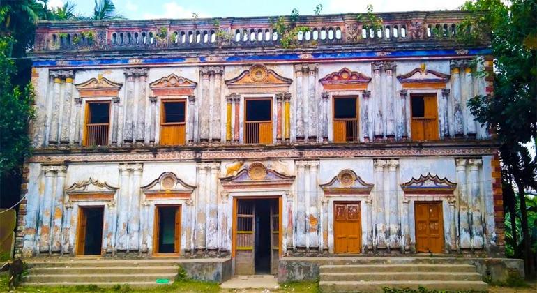 জাহাপুর জমিদার বাড়ি কুমিল্লা
