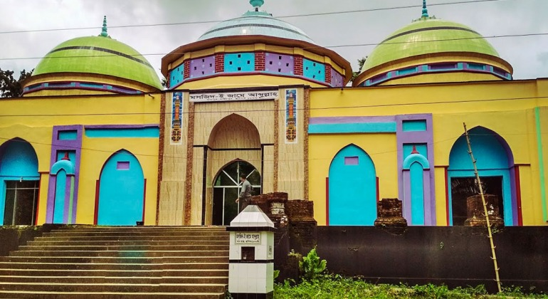 জ্বীনের মসজিদ লক্ষ্মীপুর