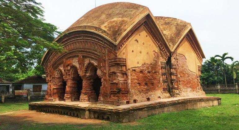 জোড় বাংলা মন্দির, পাবনা