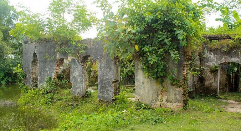 কাকিনা জমিদার বাড়ি লালমনিরহাট