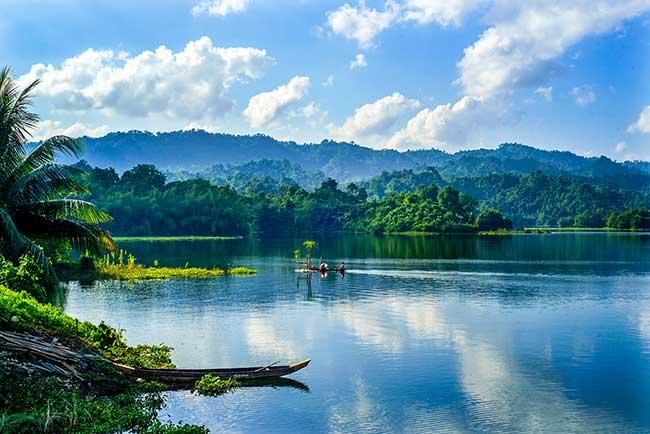 Kaptai Lake Veomon Guide