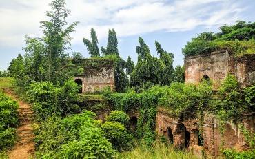 লকমা রাজবাড়ি জয়পুরহাট
