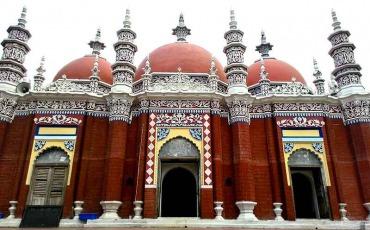 মিয়াবাড়ি জামে মসজিদ বরিশাল