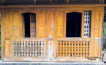 মঠবাড়িয়ার মমিন মসজিদ পিরোজপুর