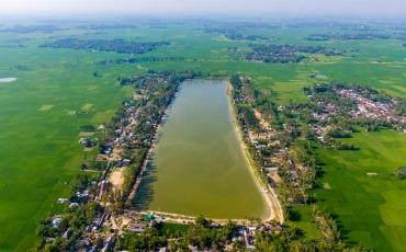 নান্দাইল দীঘি জয়পুরহাট