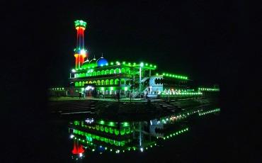 ঐতিহাসিক পাগলা মসজিদ কিশোরগঞ্জ