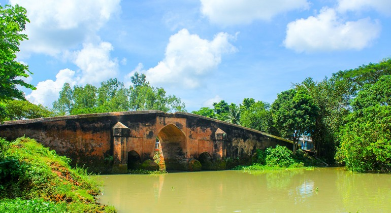 পোলঘাটা সেতু মুন্সিগঞ্জ