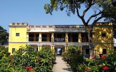 রবীন্দ্র কাছারি বাড়ি সিরাজগঞ্জ
