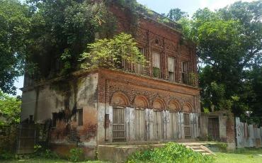 সাতগ্রাম জমিদার বাড়ি নারায়ণগঞ্জ