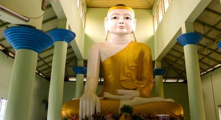 সীমা বৌদ্ধ মন্দির পটুয়াখালী