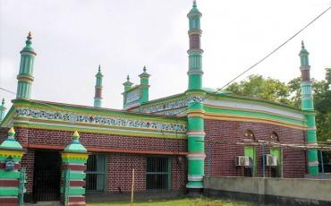 শৈলকুপা শাহী মসজিদ ঝিনাইদহ