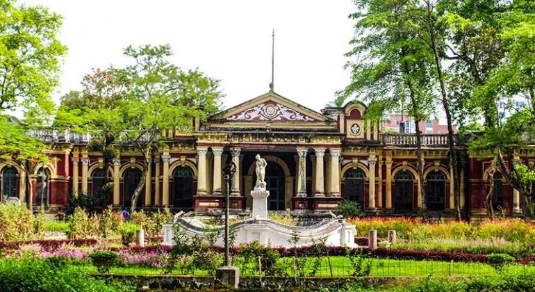 ময়মনসিংহ রাজবাড়ি শশী লজ ভ্রমণ