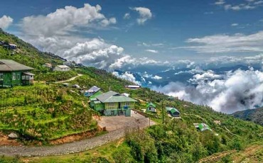 Sikkim India Vromon Guide