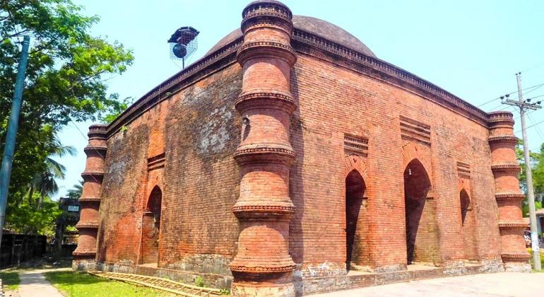 সিঙ্গাইর মসজিদ বাগেরহাট