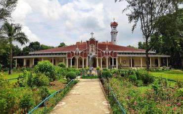 সেইন্ট নিকোলাস চার্চ গাজীপুর
