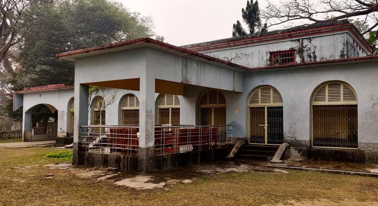 তেঁতুলিয়া ডাক বাংলো পঞ্চগড়