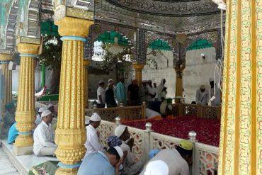 Tomb of Hazrat Shah Paran (RA)