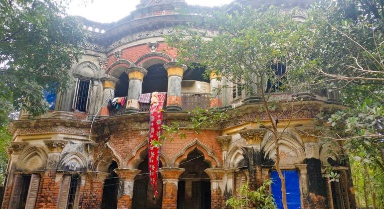 উজানী রাজবাড়ী গোপালগঞ্জ