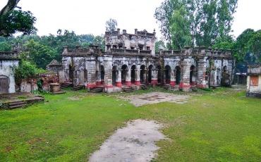 উলিপুর মুন্সিবাড়ী কুড়িগ্রাম