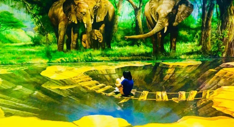 art in paradise thailand