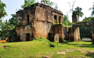 ভাটপাড়া নীলকুঠি ডিসি ইকোপার্ক মেহেরপুর