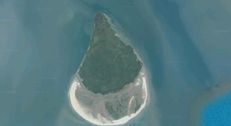 Bangabondhu Island Bangabondhu Dip