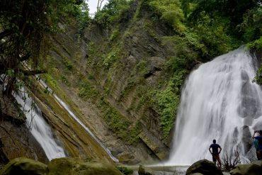 তুক অ দামতুয়া ঝর্না, আলীকদম