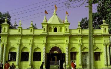 দয়াময়ী মন্দির জামালপুর