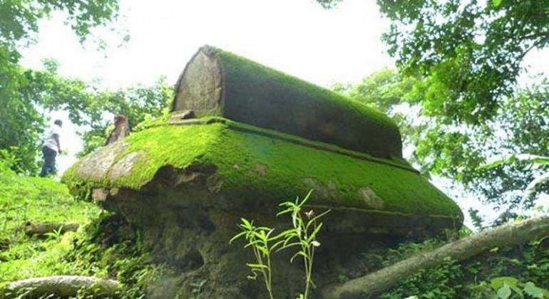 এগারসিন্দুর দুর্গ, কিশোরগঞ্জ