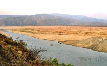 যাদুকাটা নদী, সুনামগঞ্জ